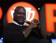 Shaq to Iowa high school athletes: 'Make them remember your name, baby'