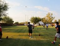 Former NFL kicker gives free lessons to high schoolers in Ariz. backyard