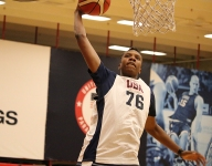 VIDEO: Top plays from Day 3 of USA Basketball's U19 training camp
