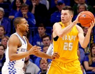 From unranked prospect to likely NBA draftee, Alec Peters has kept his focus