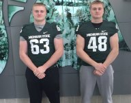 Meet the twin three-star Ohio DEs that committed to Michigan State together