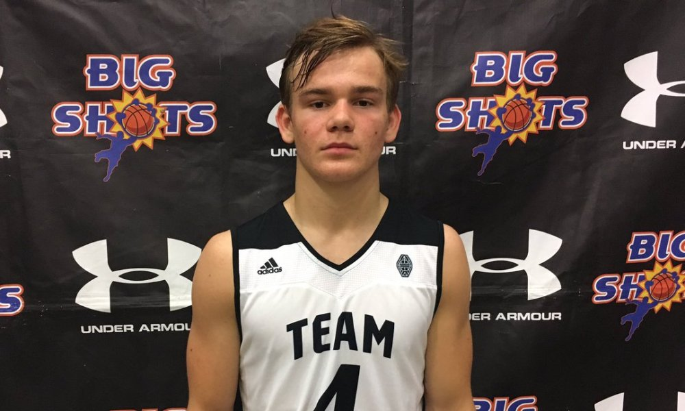 Mac McClung, the younger cousin of rap star Riff Raff (Photo: Twitter screen shot)