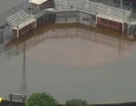 Florida athletic power American Heritage's fields are under 18 inches of water