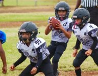 VIDEO: Meet Titan Lacaden, the 11-year-old offered a football scholarship by Hawaii