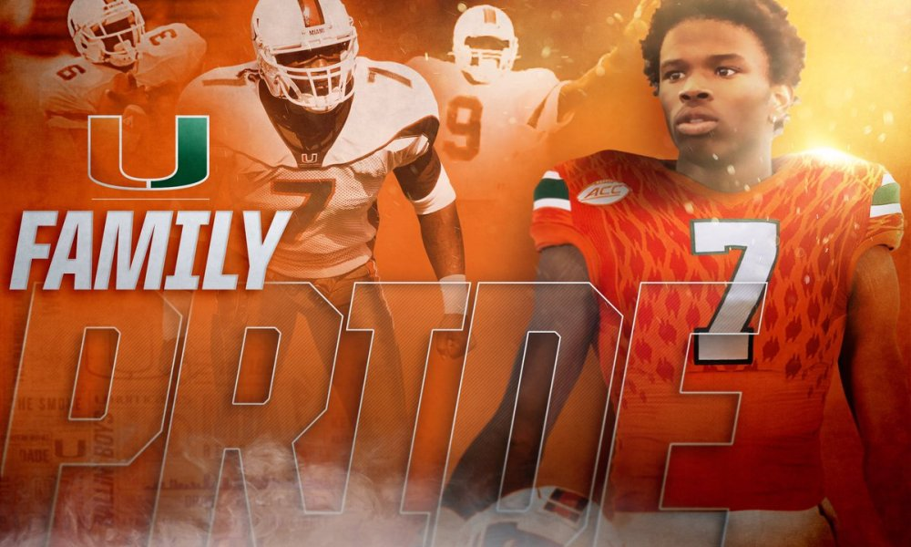 Al Blades Jr. committed to Miami (Photo: Twitter screen shot)