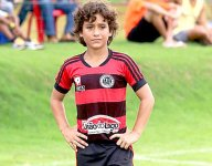 VIDEO: Brazilian Lucianinho is the reason clubs like Barcelona, Real Madrid fight over 12-year-olds