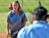 Supporters rally around softball star Taylor Dockins amid latest medical challenge