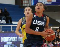 Azzi Fudd, the youngest member of Team USA's U16 squad: 'Age doesn't matter on the court'
