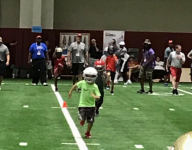 Melissa Joan Hart sent her young sons to Nick Saban's football camp and was very proud about it