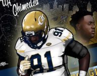 IMG four-star DT TK Chimedza stuns with Georgia Tech commitment