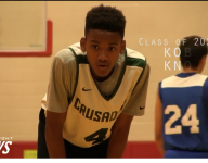 VIDEO: Kevin Knox's younger brother, Class of 2020's Kobe, also has serious game