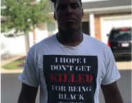 Ohio State recruit wears shirt: 'I hope I don't get killed for being black today'