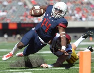 Arizona QB Khalil Tate shares memories of Ryse Williams, basketball star who died from cancer