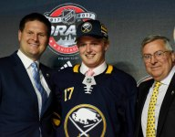 NHL Draft: Casey Mittelstadt, two-time ALL-USA Player of the Year, drafted by Buffalo Sabres at No. 8