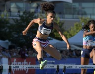 Sydney McLaughlin could make history with Gatorade Athlete of the Year repeat