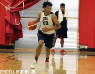 Wendell Moore Jr. eyes a big future with a focus on the little things