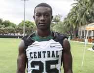 Four-star Miami Central CB Chandler Jones commits to Louisville