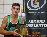 Mondo Duplantis wins Gatorade National Boys Track Athlete of the Year