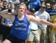 ALL-USA Girls Track and Field Team: Throws