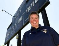 Beth Buglione is first female head football coach in Colorado state history