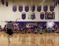 VIDEO: Former Vanderbilt star Drew Maddux bounces in sensational full-court shot