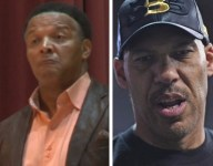Cecil Newton explains how parenting philosophy differs from LaVar Ball's