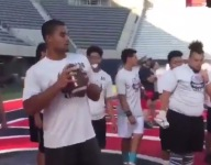 VIDEO: Watch Calif. freshman DJ Uiagalelei throw football 75 yards