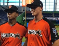 Nolan Gorman, Noah Naylor advance to High School Home Run Derby final