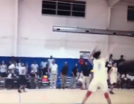 VIDEO: Class of 2021 G Jacobi Wright drains game-winning half-court shot at Peach Jam