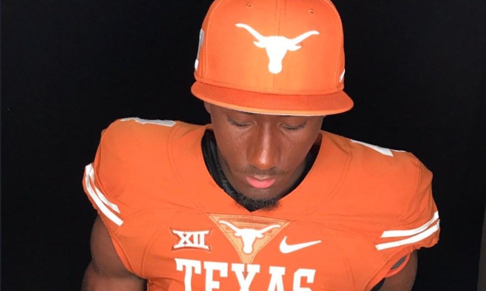 Lamar wide receiver Al'vonte Woodard (Photo: Twitter screen shot)