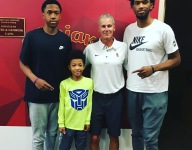 Marvin Bagley III's 7-year-old brother offered a scholarship by USC on recruiting visit