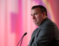 Arkansas coach Bret Bielema on whether kids should play football: 'A resounding yes'