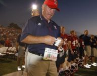 Louisiana coach suspended for four games for player tampering