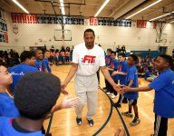 Former NBA champ Robert Horry punched a heckler at son's 3-on-3 hoops tourney