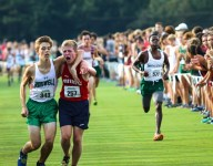 Ga. cross country runner helps collapsed opponent across finish line
