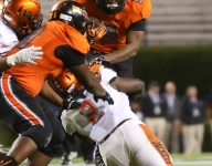 Defending state champion Hoover (Ala.) stuns No. 18 Hewitt-Trussville in rout