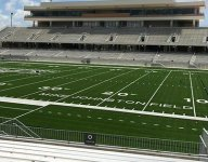 The $70.3 million Katy (Texas) stadium is ready to open, and it leaves an impression