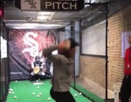 VIDEO: Illinois HS pitcher Ryan Vice throws 97 mph pitch at White Sox game featuring pitchers who toss low 90s