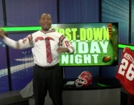 VIDEO: Alabama sports anchor Mo Carter dons his own old football jersey to hype Week 1 coverage