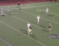 VIDEO: Oak Park (Calif.) LT Hunter Lee's hook and ladder TD was no fluke; the Eagles practice it every day