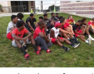 Football players in Illinois boycott first practice after coach's firing