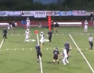 VIDEO: Check out this sweet one-handed INT out of Alaska