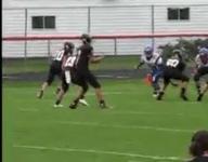 VIDEO: One-armed virtuoso Trashaun Willis shines as QB in freshman football debut