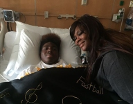 Warren Central (Ind.) football player battling cancer with support of team, community