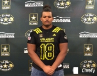 Fairfield (Ohio) OL Jackson Carman gets U.S. Army All-American Bowl jersey