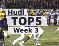 Hudl Top 5: The Best of Week 3