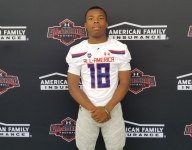 Four-star athlete Kalon Gervin receives honorary Under Armour All-America jersey