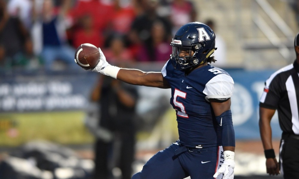 No 3 Allen Texas Dominates Denton Guyer In Another One Sided Affair Usa Today High School Sports