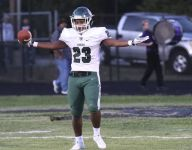 No. 23 Trinity (Louisville) holds opponent to one yard of offense in first half, wins easily