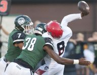 Nick Bohn, Rondale Moore combine for near-perfect night as No. 19 Trinity (Louisville) rolls
